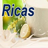 млечни продукти марка Рикас