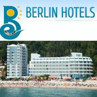 Хотел Берлин Голдън Бийч Златни пясъци